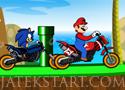 Mario Vs Sonic Racing Játékok