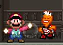Mario Combat játék