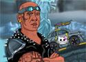 Max Fury Death Racer versenyzős és üldözős játékok