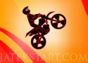 Max Dirt Bike 3 menj végig az egyes pályákon