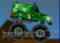 Military Monster Truck játék