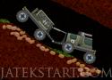Military Rescue Driver Játékok