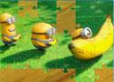 Minion Jigsaw Puzzle Játékok