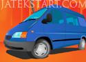 Minivan Parking Madness teherautós parkolós