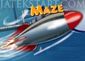 Missile Maze bomba a labirintusban