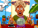 Miz Cleo Psychic Slapdown játék