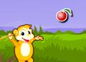 Monkey Javelin Throw gerelyhajítás majommal