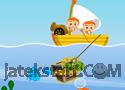 Monkey Treasures játék