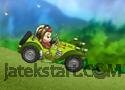 Monkey Kart játék