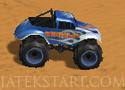 Monster Trucks 360 3D autóverseny játék