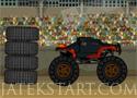 Monster Truck Arena terepjárós játék