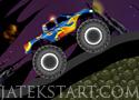 Monster Truck Galactic Játékok
