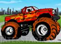 Monster Truck Racing autóversenyes játékok