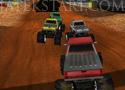 Monster Trucker 3D nyerd meg a versenyeket
