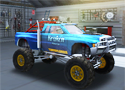 Monster Trucks 3D parkolj le