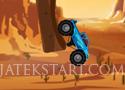 Monster Ride autóverseny terepjáróval