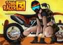 Moto Tomb Racer 3 motoros játékok
