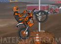 Motocross Air motoros ügyességi játék