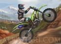 Motocross Mountain Madness versenyezz és érj a célba az elsők között a játékban