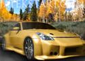 Mountain Racing felülnézetes autóversenyzős játék