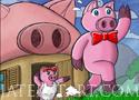 Mr. Pigs Platforming Diet Játékok