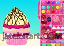 Muffin creator főzős játék