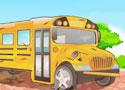 My School Bus Cleaning Játékok