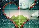 New Year Slider puzzle játékok