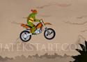 Ninja Turtle Stunts mutass be trükköket a játékban
