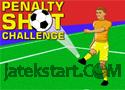 Penalty Shoot Challenge Játék