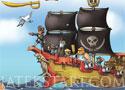Pirateers 2 kalózos akciójátékok tengeri hajókkal