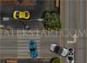 Police Van Parking rendőrautós parkolós