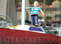 Port Valet hajós parkolós