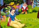 Princess Snow White Lazy Hófehérkés játékok