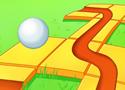 Puzzle Ball vidd végig a golyót