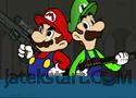 Mario The Rambo Bros játék