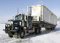 Ice Road Truckers Hidden Letters kamionos