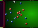 Red vs Blue Billiard