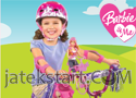 Ride with Barbie j�t�k