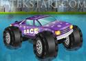 River Side Race Monster Truck autós játék
