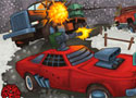 Road of Fury 2 Nuclear Blizzard menekülj el