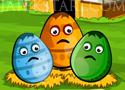 Robbed Eggs 2 repítsd a játékban a tojást a fészekbe