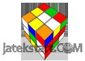 Rubik kocka játék