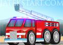 Rush'N'Rescue hajts a tűzoltókocsival