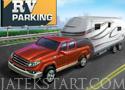 RV Parking parkolj le lakókocsival