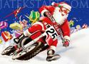 Santa Fun Ride mikulás motoros játékok