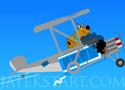 Scooby Doo Plane Trip Játékok