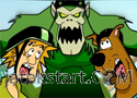 Scooby Doo Roller Ghoster játékok