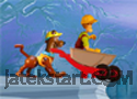 Scooby Doo Construction játék