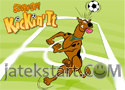 Scooby Doo Kickin it játék